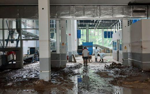 Votre entreprise a été impactée par les inondations de juillet dernier ? Communiquez au Service Public de Wallonie l'ampleur des dégâts !