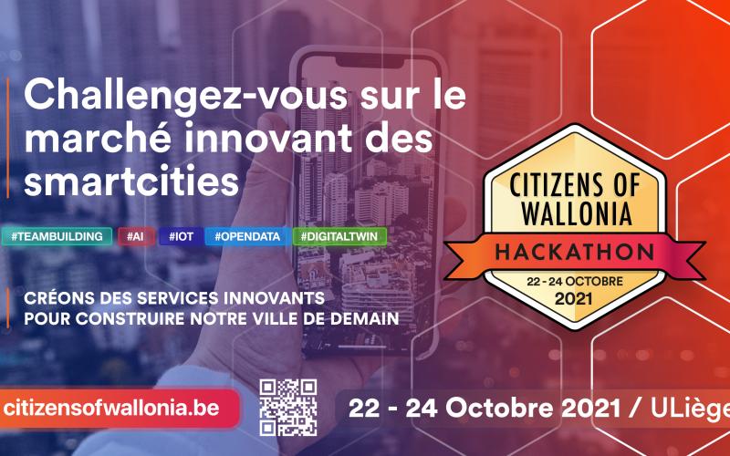 Challengez-vous en équipe sur le marché innovant des Smart Cities
