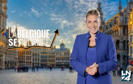 Participez à l'émission «La Belgique se relance» sur LN24 !